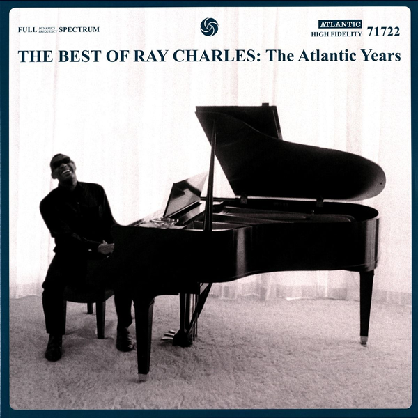 Charles,Ray - The Best Of Ray Charles:The Atlantic Years