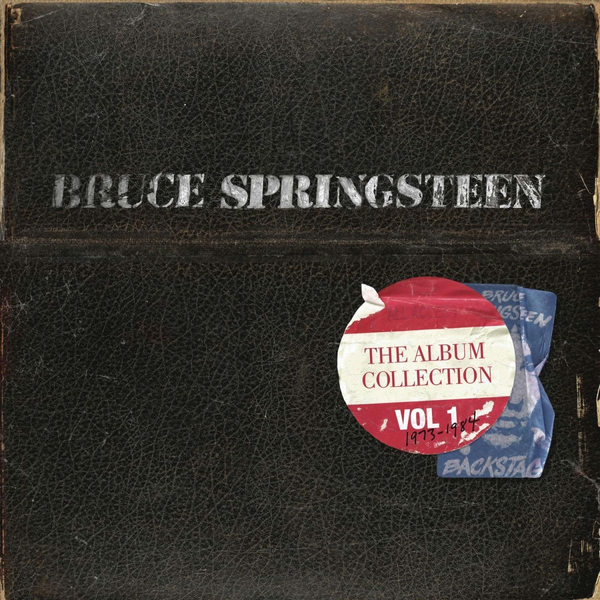 Springsteen,Bruce - The Albums Collection Vol.1 (1973-1984)