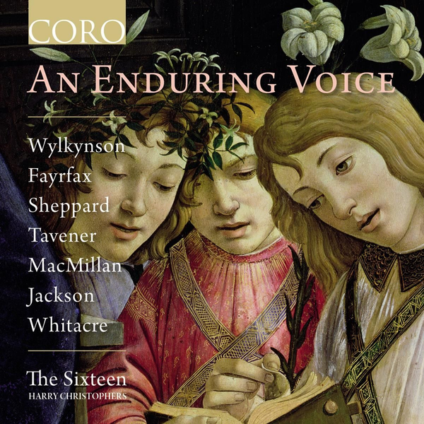 Christophers,Harry/The Sixteen - Enduring Voice