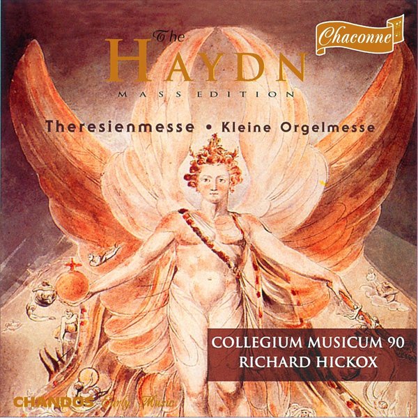 Hickox,Richard/CM90 - Haydn Mass Edition: Theresienmesse; Kleine Orgelmesse
