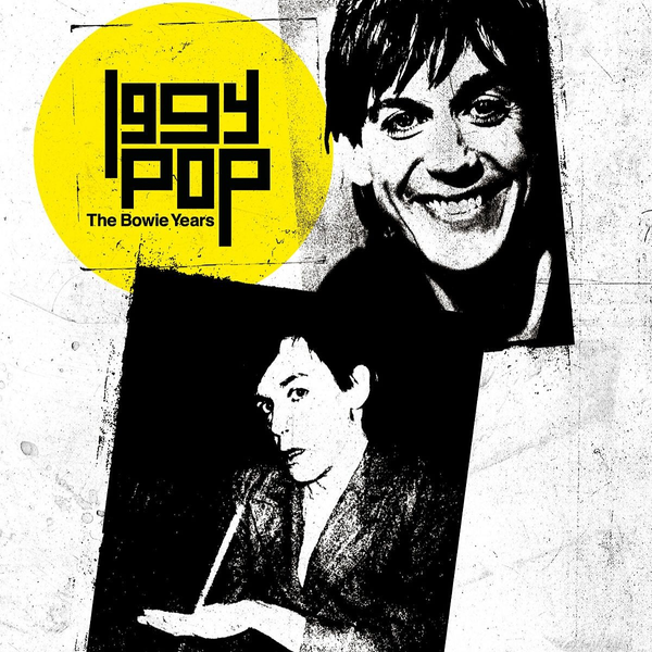 Pop,Iggy - THE BOWIE YEARS (7CD BOX,LIMITED EDITION)