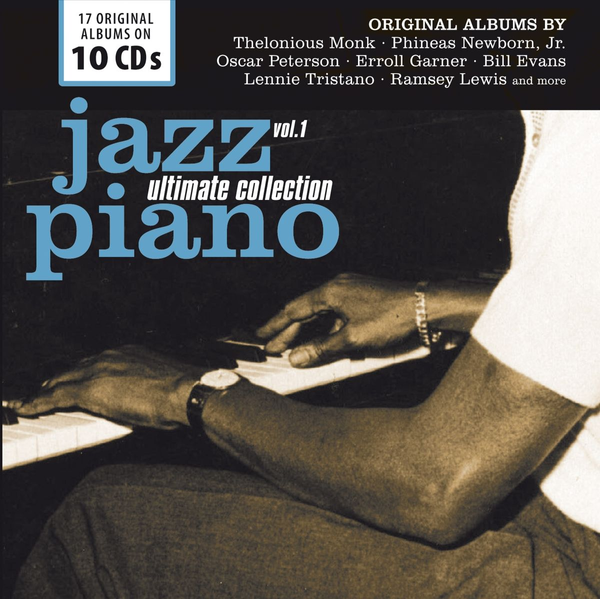 Various Ultimate Jazz Piano Collection Vol.1