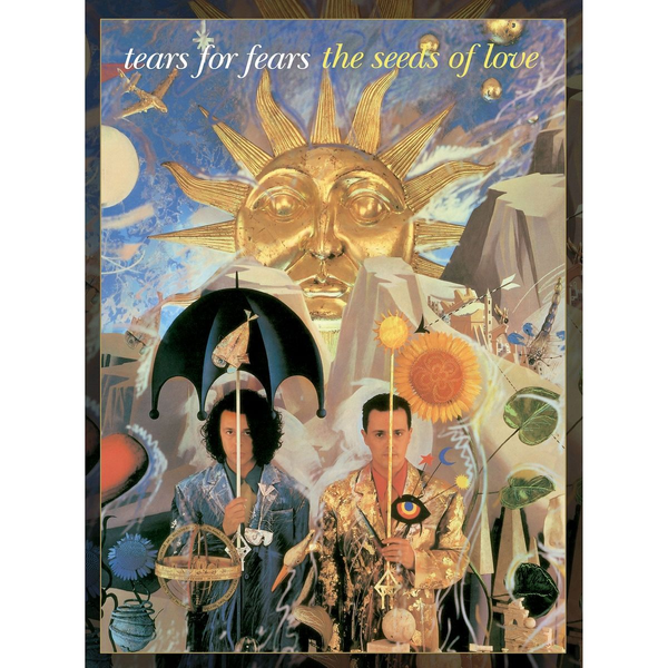 Tears For Fears - The Seeds Of Love (Ltd.Super Dlx.4CD+BR Audio)