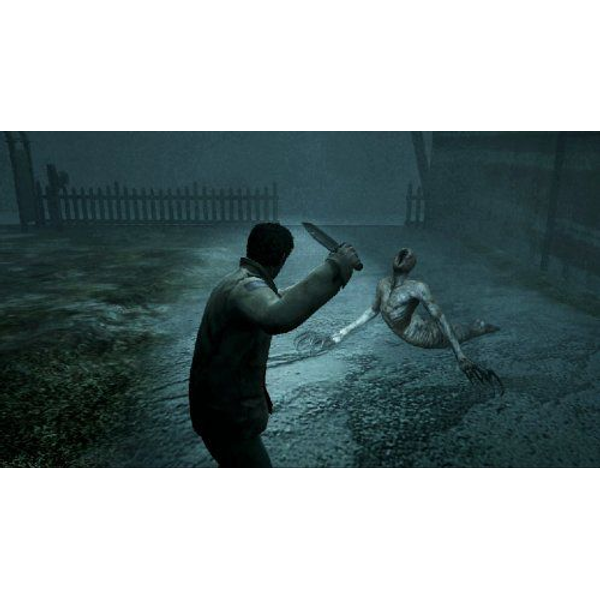 - Konami Silent Hill: Homecoming, PS3 Englisch PlayStation 3