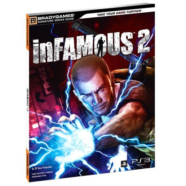 - Bradygames InFamous 2. Guida strategica ufficiale software manual 256 pages