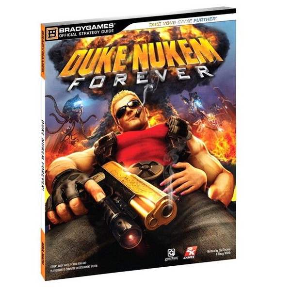 - Bradygames Duke Nukem forever. Guida strategica ufficiale software manual 288 pages