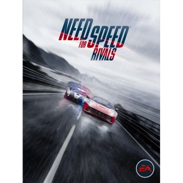 - Electronic Arts Need For Speed: Rivals, Xbox 360 Englisch