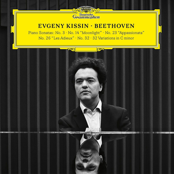 "Beethoven, Ludwig van - Beethoven: Piano Sonatas No. 3, No. 14 ""Moonlight"", No. 23 ""Appassionata"", No. 26 ""Les Adieux"", No. 32; 32 Variations in C minor"