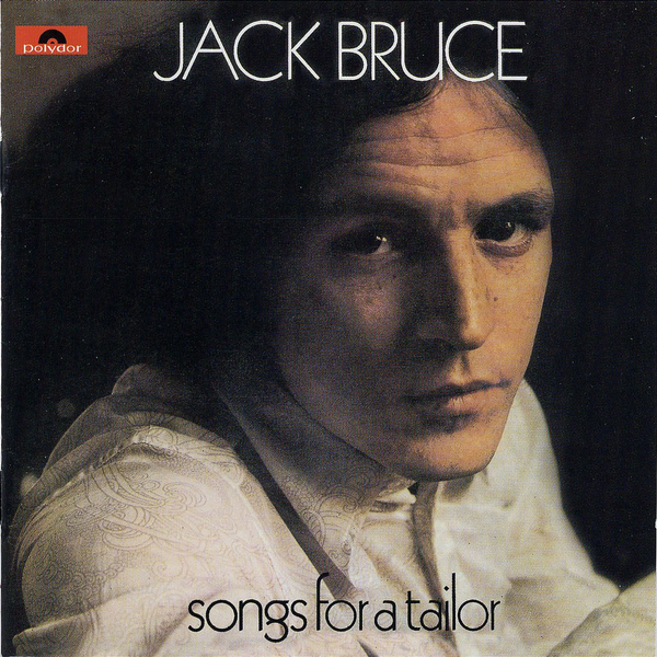 Bruce,Jack - Songs For A Taylor