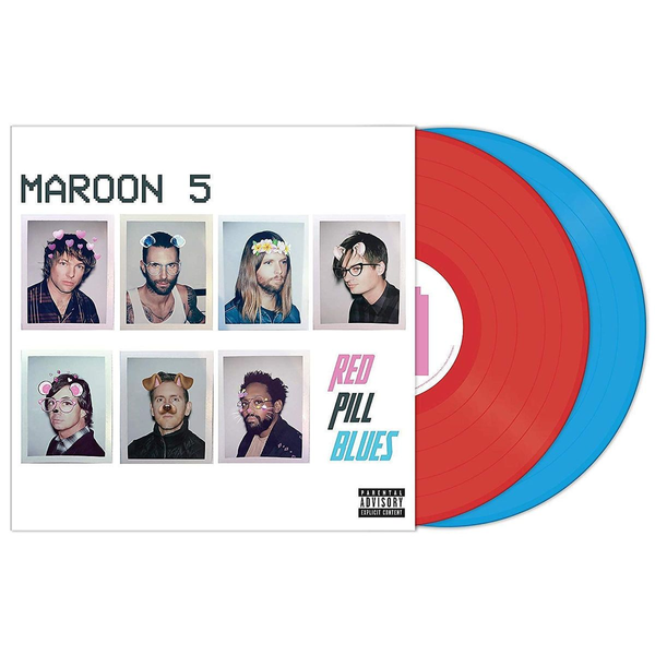Maroon 5 Red Pill Blues-Tour Edition (2LP)