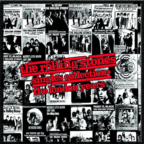 Rolling Stones,The Universal Music The Rolling Stones - The Singles Collection: The London Years, 3CD CD Rock