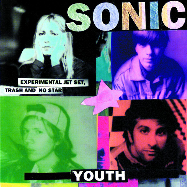 Sonic Youth - Experimental Jet Set,Trash An
