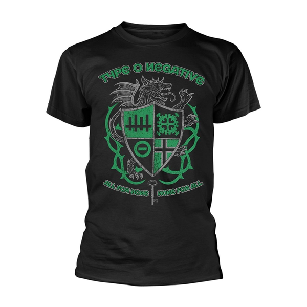 Type O Negative - Wolf Crest T-Shirt S