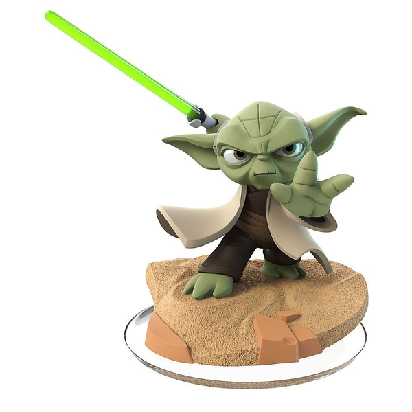 - BANDAI NAMCO Entertainment Disney Infinity: Star Wars 3.0 - Yoda