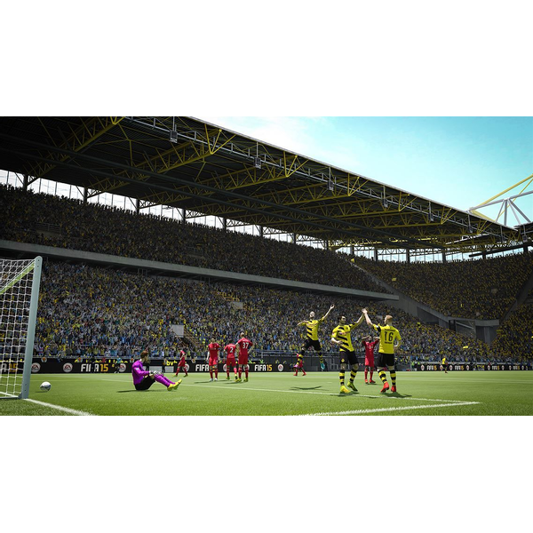 - Electronic Arts FIFA 15, PS3 Basic English PlayStation 3