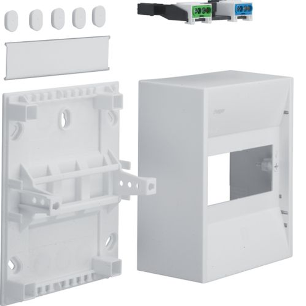 Hager - Hager GD106N electrical distribution board