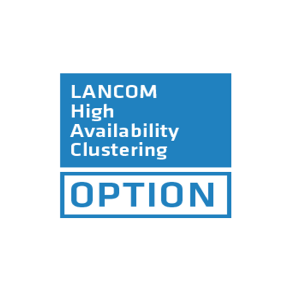 - Lancom Systems WLC High Availability Clustering XL Option