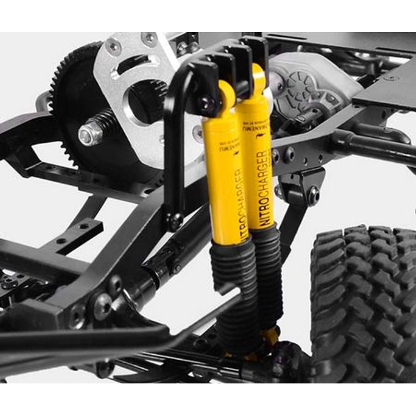 RC4WD - RC4WD Z-S0891, Black, 7 g