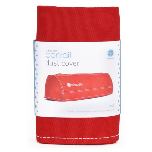 Silhouette - Silhouette COVER- POR- RED equipment dust cover