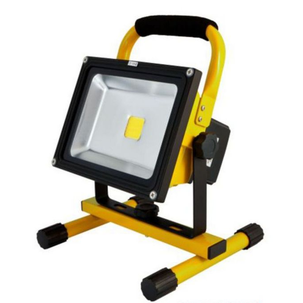 Synergy 21 - Synergy S21-LED-000569 outdoor lighting Outdoor spot lighting 20 W Black, Yellow