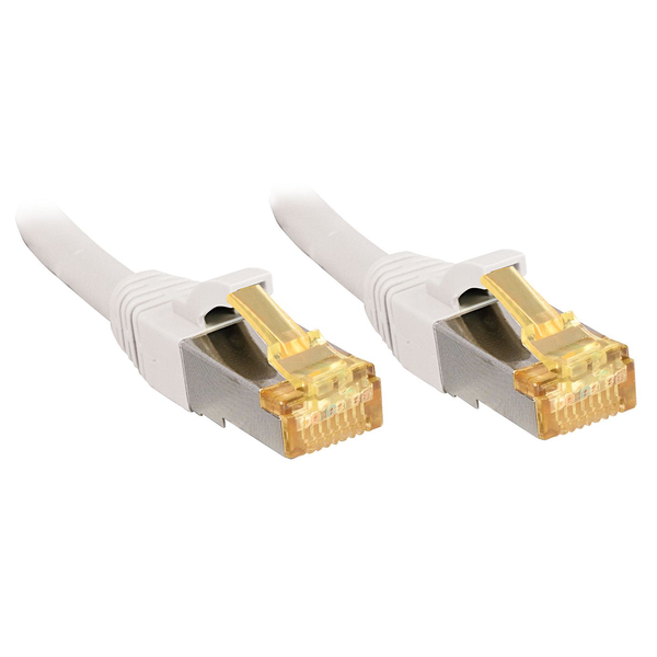 - Lindy 47324 networking cable White 2 m Cat7 S/FTP (S-STP)