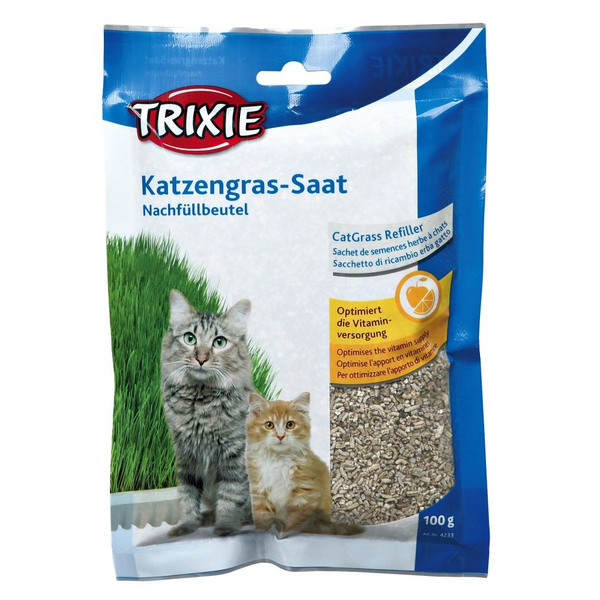 Trixie - TRIXIE 4233 pet grass seed Cat
