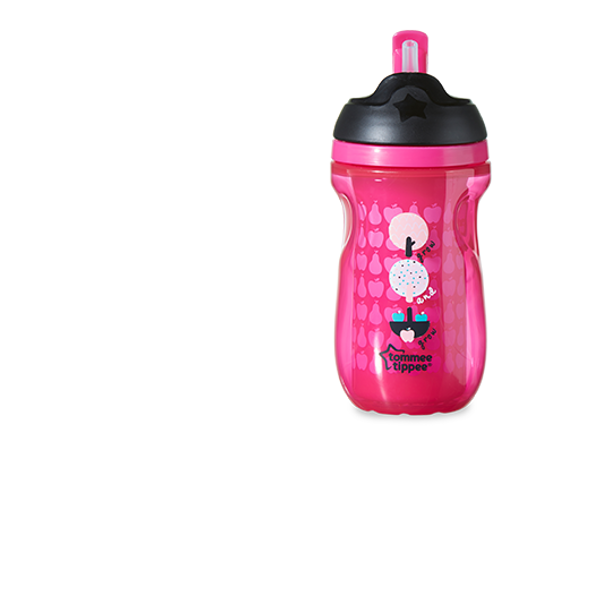 - Tommee Tippee Active Straw 260 ml Straw cup
