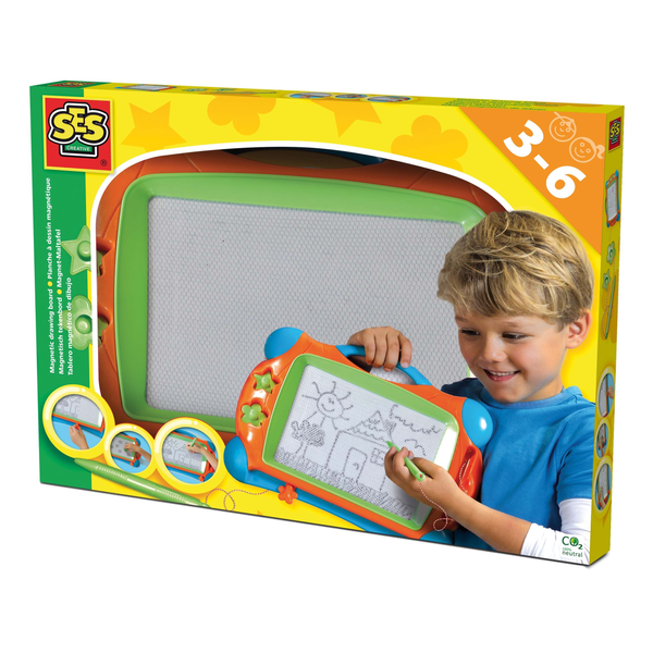 SES Creative - SES Creative Magnetic drawing board