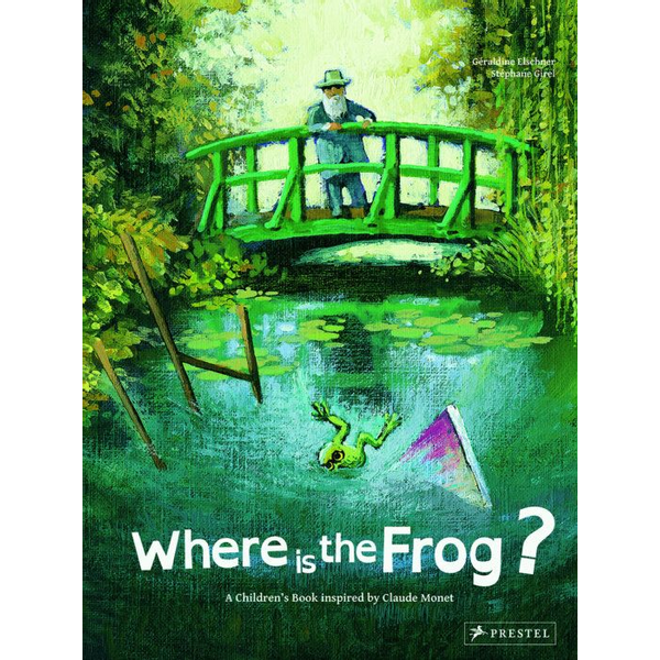 Angela Wenzel - ISBN Where is the Frog?