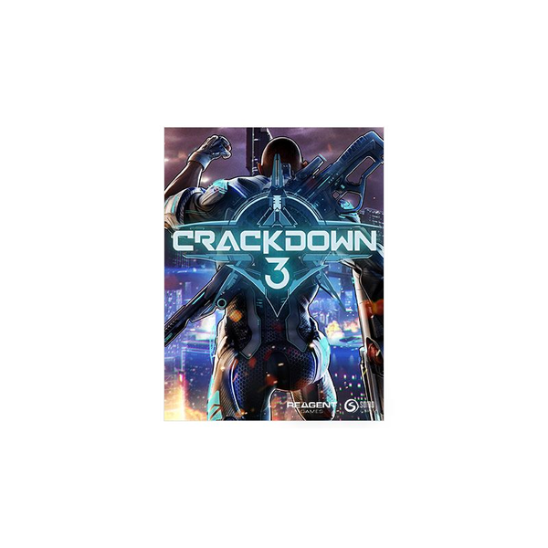 - Microsoft Crackdown 3, Xbox One Basic