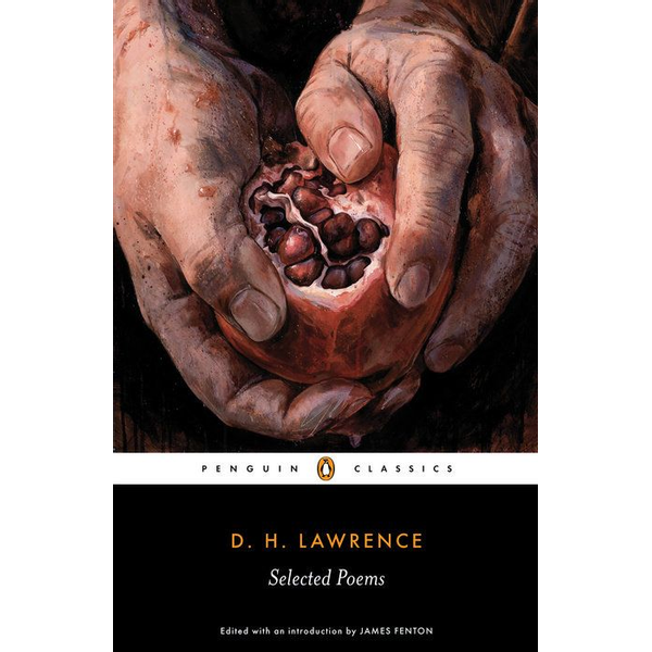 D. H. Lawrence - ISBN Selected Poems