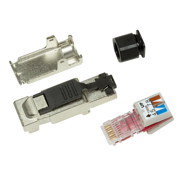 - LogiLink TWP8P8FC6A wire connector RJ45