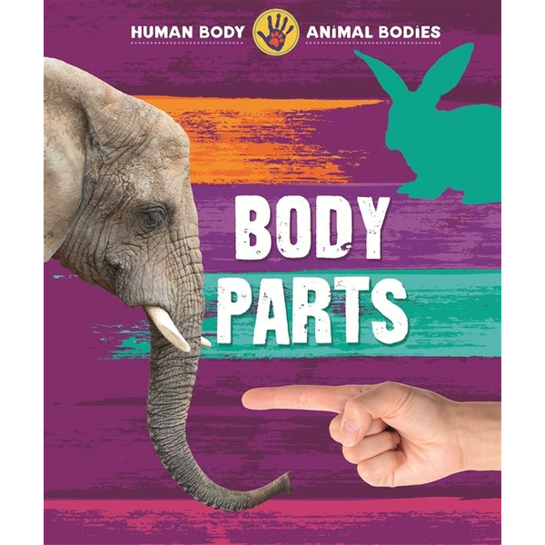 Howell, Izzi - Hachette UK Body Parts book English Hardcover 24 pages