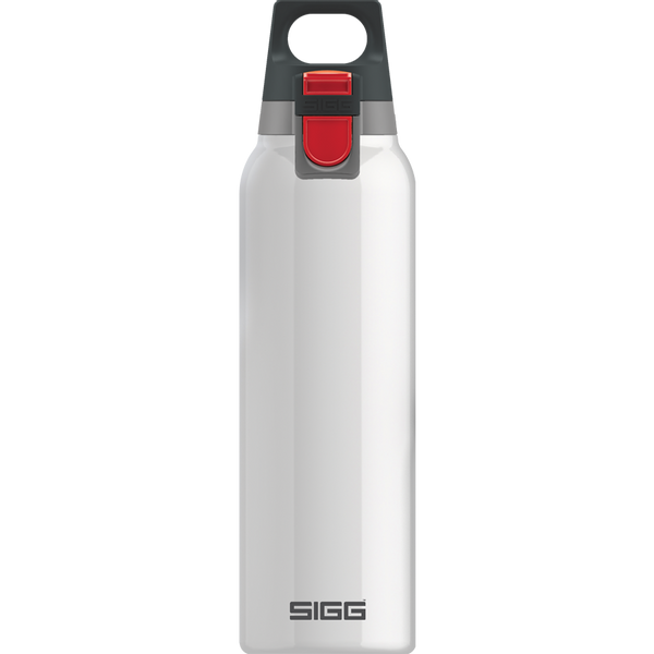 - SIGG 8540.10 drinking bottle Bicycle, Daily usage, Sports 500 ml Stainless steel White