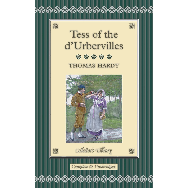 Hardy, Thomas - ISBN Tess of the d'Urbervilles book English Hardcover 568 pages