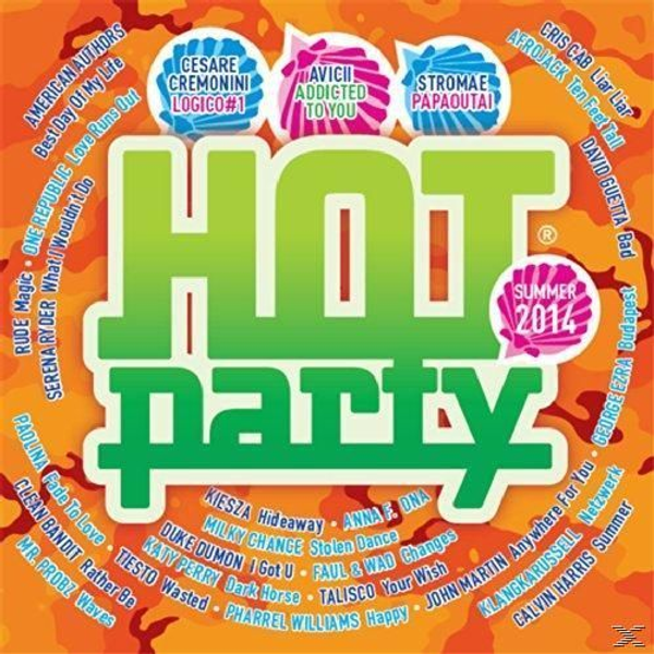 Various Artists - Hot Party Summer 2014