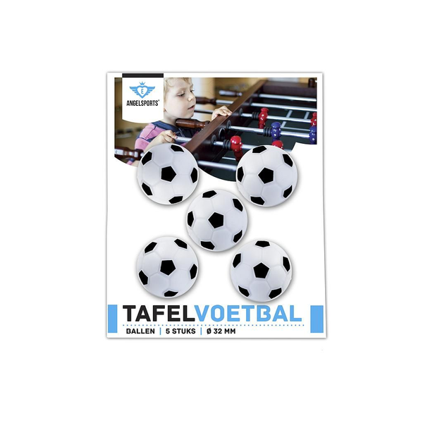 WEIBLE - Angel Sports 723021 foosball accessory Football table ball 5 pc(s)