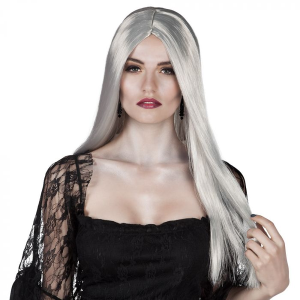 Fasnacht - Boland Wig Bewitched Grey