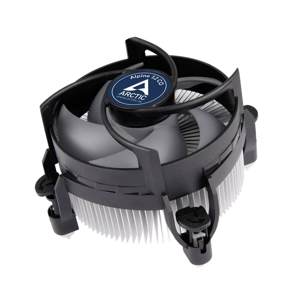 Arctic Cooling - ARCTIC Alpine 12 CO - Compact Intel CPU-Cooler for Continuous Operation