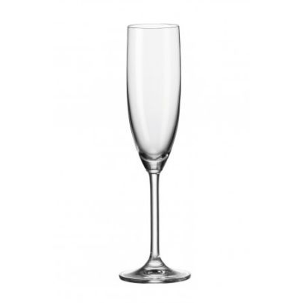 Leonardo - LEONARDO Daily 6 pc(s) 200 ml Glass Champagne flute