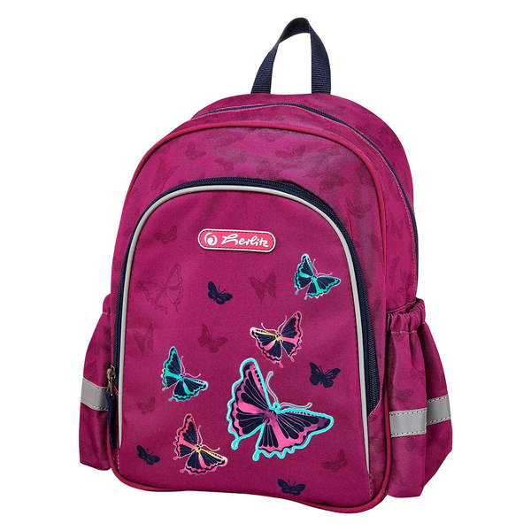 - Herlitz 50020683 backpack School backpack Pink Polyester