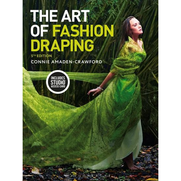 Amaden-Crawford, Connie (Fashion Patterns by Coni, USA) - The Art of Fashion Draping