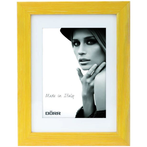 - Dörr Rainbow Yellow Single picture frame