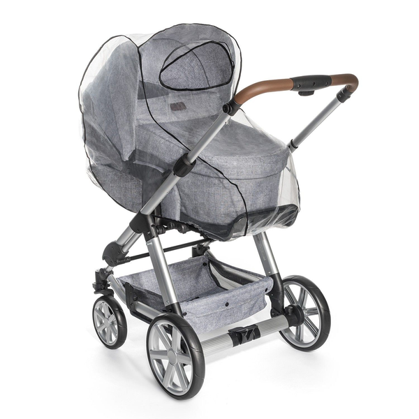 - reer RainCover Classic rain cover for combi-pushchairs