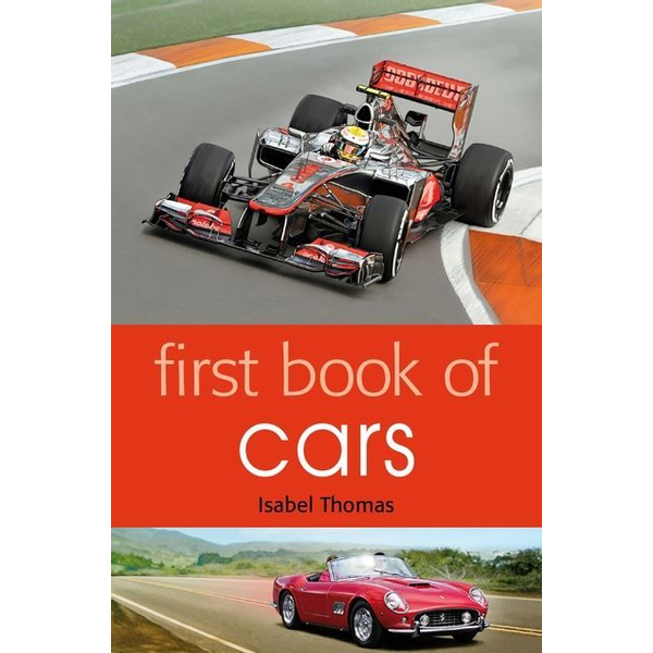 Thomas, Isabel - ISBN First Book of Cars