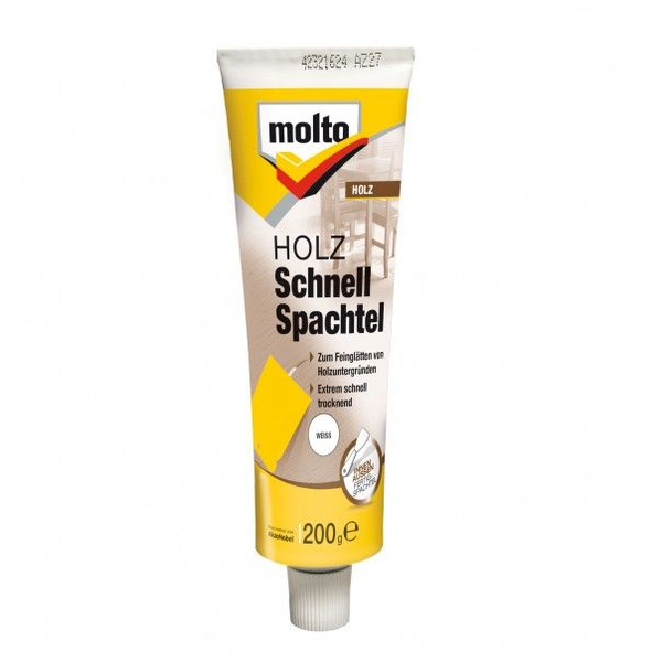Molto - Molto Holz Schnell Spachtel 0,2 kg