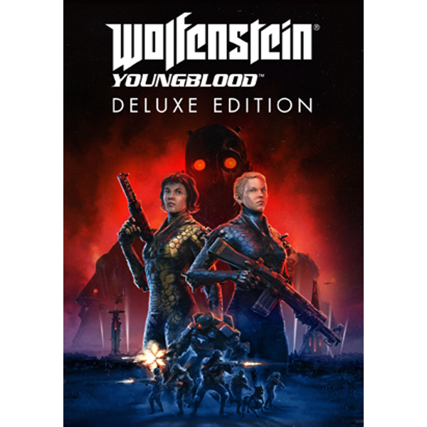 GAME - Bethesda Wolfenstein: Youngblood - Deluxe Edition Xbox One