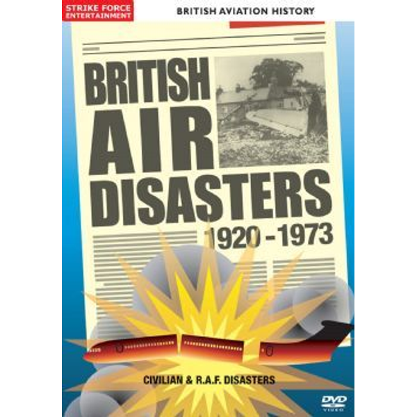 - Cherry Red Records British Air Disasters 1920-1973