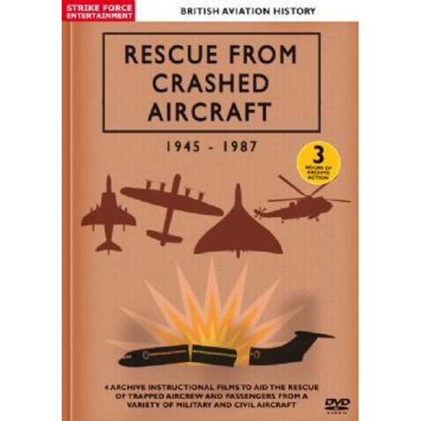 - RESCUE FROM CRASHED AIRCRAFT 1945-1987