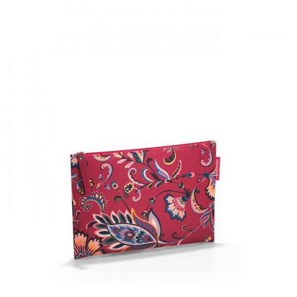Reisenthel - Reisenthel case 1 paisley ruby makeup/manicure case Red Polyester